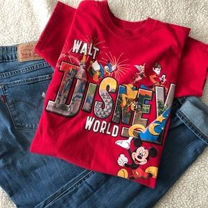 SOLD Walt Disney World T-shirt